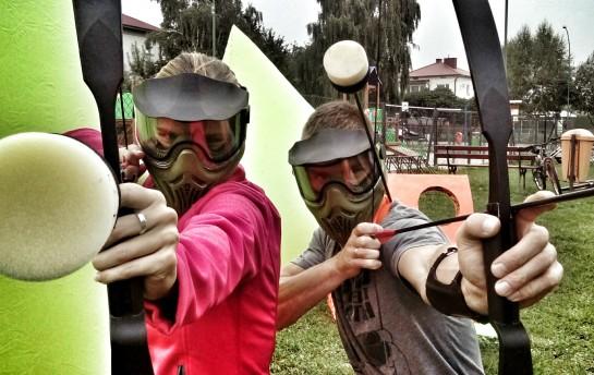 Archery Tag (Walki Łuczników)